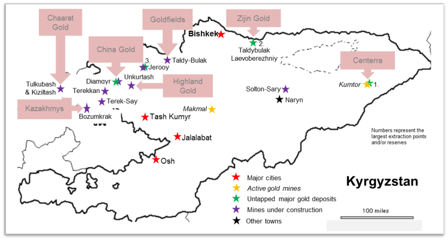 Going for gold in kyrgyzstan russia emerging markets kyrgyzstan gold mining gumiabroncs Image collections